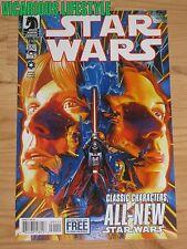 Star Wars #1 (2012 2nd Series) Dark Horse 1st Print, Brian Wood, D'anda, Ross NM