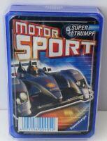Ravensburger - Motor Sport Supertrumpf - Kartenspiel