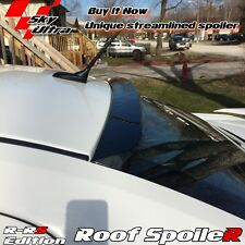 Glossy Black RRS Rear Roof Spoiler Wing For KIA Forte Koup 2009-2013 Coupe ❁