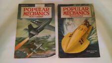 Popular Mechanics Vintage 1946 1947