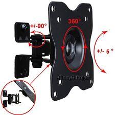 Tilt Swivel LED LCD TV Monitor Wall Mount Bracket 17 19 22 23 24 26 27 28 29 1FF