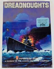 Commodore 64 Software 1985 Dreadnoughts Computer Vintage Game Rare NEW