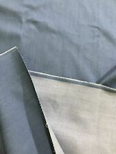 Light Blue Denim Jeans Material Fabric Sold By The Yard-Normal Weight