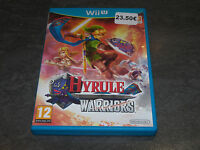GAME WII U HYRULE WARRIORS COMPLETE NINTENDO OCCASION