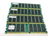 Apple PowerMac G4 2GB DDR RAM 4 Sticks of 512MB RAM