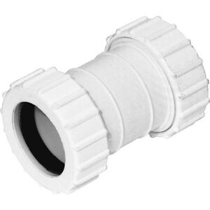 NEW Compression Straight Coupling 32mm DIY Each