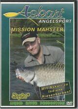Mission Mahseer - Angel Video DVD