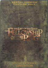 THE LORD OF THE RINGS - THE FELLOWSHIP OF THE RING  -  2-DVD -  EXTENDED EDITION