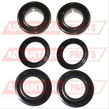 Honda TRX300 300 4x4 FourTrax Rear Left Right Wheel Bearing Seal Kit 1988-2000
