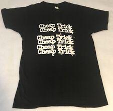 Vintage Cheap Trick 1977 Promotional T Shirt X-Large