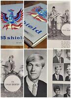 Alice Cooper Drummer Neal Smith Senior High School Yearbook 1965   吳衛龍