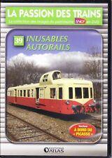 DVD La Passion des Trains - N°39 - Inusables Autorails