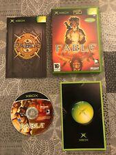 Fable, Microsoft Xbox (PAL-FR) TBE
