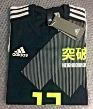 adidas Kachiiro Collection x NEIGHBORHOOD TEE Black T-shirt S Size JAPAN