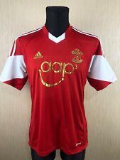 Southampton 2013/2014 Home Football Soccer Jersey Shirt Adidas Size M