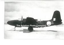 RAF Douglas Boston AH525 Vintage Photograph