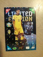 Uefa euro2020 Adrenalyn xl limited card Aleksander Isak