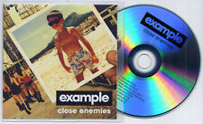 EXAMPLE Close Enemies UK 8-trk promo test CD Jakob Liedholm DJ Wire Joker