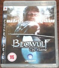 Sony Playstation 3 PS3. Beowulf the Game