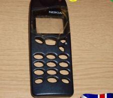 Genuine Original Nokia 5110 Front Fascia Cover Housing Lens Grd A/B Black