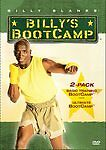 Billy Blanks Billy's Bootcamp 2 DVD set Basic Training and Ultimate! New/sealed
