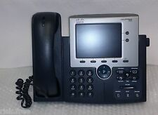 Cisco CP-7945G POE Color Display Unified IP VoIP Business  Telephone