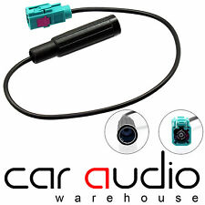 CT27AA10 Peugeot Car Stereo Fakra Female - Din Female Aerial Antenna Adapter