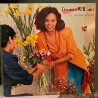 "DENIECE WILLIAMS - Let's Hear It For The Boy - 12"" Vinyl Record LP - EX"