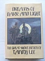 Arkham House Dreams Of Dark And Light HC/DJ First Edition