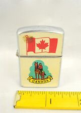 Vintage Penguin Canada Cigarette Lighter
