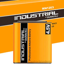 Flachbatterie 3LR12 MN1203 DURACELL INDUSTRIAL Batterien