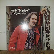 Andy Harlow-Musica Brava-1st.Press.Vaya Record-Son(Promo Copy)Barely Played-Tops