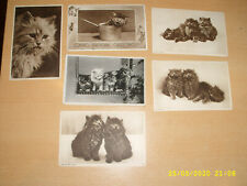 CATS - COLLECTION OF VINTAGE    POSTCARDS