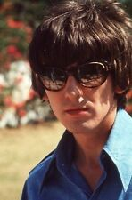 GEORGE HARRISON UNSIGNED PHOTO - 5549 - THE BEATLES