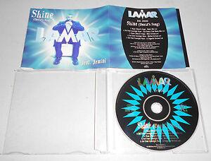 Single CD Lamar - Shine (David´s Song) 1999 5 Tracks  95