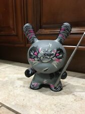 "Shadow Friend Dunny -8"" by Angry Woebots and Kidrobot Angrywoebots-Signed"