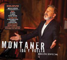 Ricardo Montaner Ida y Vuelta Edicion Especial CD DVD NEW  NOW SHIPPING !