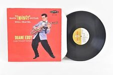 Duane Eddy And His – Have Twangy Guitar Will Travel - Vinyl LP