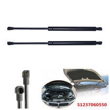 2x Black Bonnet Hood Lift Support Shock Strut For BMW 323i 325i 328i E90 E91 E92