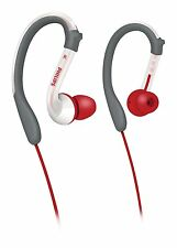 New & Sealed - Philips Waterproof TCH300/10  Ear-hook Sports Headphones RRP£45