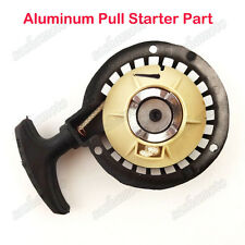 Aluminum Pull Start Recoil Starter Part 47cc 49cc Pocket Dirt Bike Mini Moto ATV