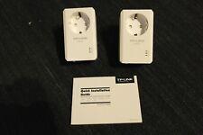TP-Link 200 mbps PLC conjunto lote kit receptor y transmisor AV200 powerline