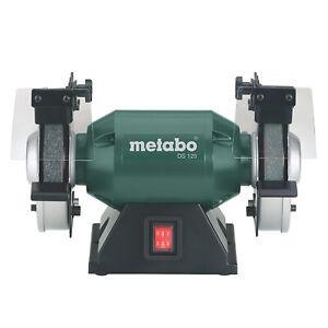Metabo DS 125 Doppelschleifer Schleifbock Doppelschleifmaschine Schleifbock