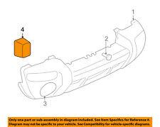CHRYSLER OEM Front Bumper-Stop Bumper 55360410AA