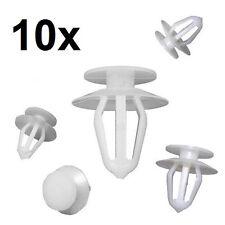 10x Befestigungsclip Türverkleidung Innenverkleidung Clip Klip Halter Opel