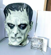 Halloween Universal Studios FRANKENSTEIN MONSTER Adult Latex Deluxe Mask Costume