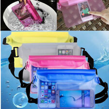 Dry Underwater Strap Pouch Pack For Swimming Sports Unisex Waterproof Waist Bag