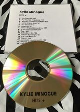 Kylie Minogue - Hits + Rare Masterpiece Inhouse Test Pressing PROMO CD Album
