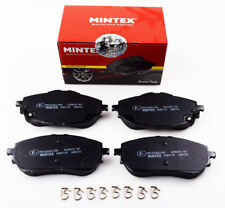 GENUINE BRAND NEW FRONT MINTEX BRAKE PADS SET MDB3334 (REAL IMAGES OF THE PARTS)