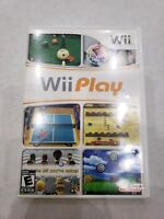 Wii Play Wii Game FAST SHIPPING